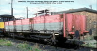 BR Open AB (OAA) air brake open wagons