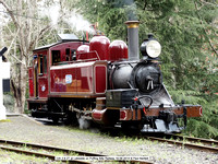 Puffing Billy Railway, Dandenong Ranges nr. Melbourne