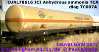 EURL78616 ICI Anhydrous ammonia