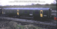 DB975804 TO TRAVEL WITH BALLAST CLEANER 76-312 @ York 88-04-11 � Paul Bartlett w