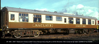 BR 1866 Restaurant miniature buffet Conserved @ Falkirk 85-08-22 � Paul Bartlett w