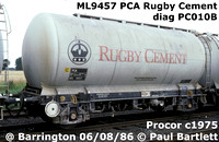 ML9457 PCA Rugby Cement