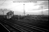 Basford Loco Signal box 66-08 � Paul Bartlett w