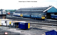 Chester Depot 81-06-27 � Paul Bartlett [1w]