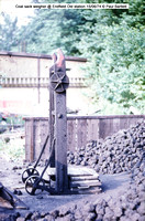 Coal sack weigher @ Endfield Old station 74-06-15 � Paul Bartlett w
