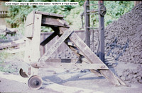 Coal wagon steps @ Endfield Old station 74-06-15 � Paul Bartlett w