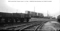 D8203 B489385 @ Feltham Marshalling Yard 68-04-27 � Paul Bartlett w