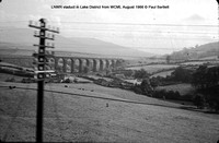 LNWR viaduct in Lake District from WCML 66-08 � Paul Bartlett w