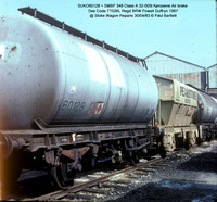 SUKO60128 = SMBP 348 Class A @ Stoke Wagon Repairs 83-04-30 � Paul Bartlett w