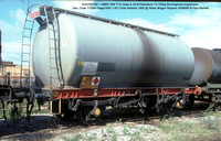 SUKO60705 = SMBP 408 TTA Class A @ Stoke Wagon Repairs 85-08-24 � Paul Bartlett w