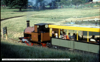 Excelsior No. 2 @ Whipsnade Zoo Oct 1979 � Paul Bartlett w