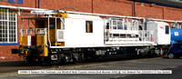 DR98014 OHL MPV Windhoff @ York Network Rail 2012-03-22 � Paul Bartlett [00]