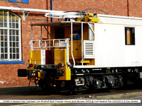 DR98014 OHL MPV Windhoff @ York Network Rail 2012-03-22 � Paul Bartlett [02]