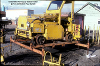 Unidentified Permaquip Ballast Packer @ York 85-08-20 � Paul Bartlett w