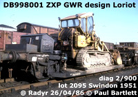 BR Loriot, GWR design 2/900 and 2/902 ZVO ZXP ZVP