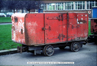 B40s narrow gauge tub @ Lea Hall Colliery 90-02-19 � Paul Bartlett w