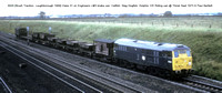 5520 Class 31 on Engineers @ Thirsk Sept 1973 � Paul Bartlett w