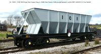 BLI 19036 = ICIM 19036 Bogie Steel Hopper pres @ Swanwick Junction MRC 2013-05-04 � Paul Bartlett [1w]