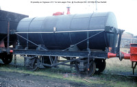 33 possibly ex Orgreave tank wagon Pres. @ Scunthorpe BSC 94-10-22 � Paul Bartlett w
