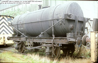 Ex Orgreave tank wagon Pres. @ Scunthorpe BSC 94-10-22 � Paul Bartlett w