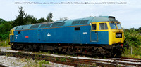 47270 [ex D1971] Swift on show @ Swanwick Junction, MRC 2012-08-19 � Paul Bartlett w