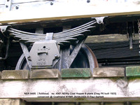 Axleboxes and Suspension on railway wagons
