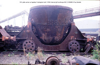 153 Ladle carrier Internal @ Scunthorpe BSC 88-09-21 � Paul Bartlett w