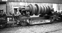 Roller carrier loaded Internal @ Scunthorpe BSC 94-10-22 � Paul Bartlett [2w]