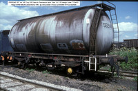 PR55240 Petroleum ex Elf VIP Class A tank @ Gloucester Procor 86-05-23 � Paul Bartlett w