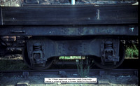 3 Bogie low sides, Leeds Forge bogie Internal @ Barrow in Furness 79-08-26 � Paul Bartlett [2w]