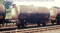 PR55205 Petroleum ex Elf VIP Class A tank @ Micheldever 77-05-28 � Paul Bartlett w