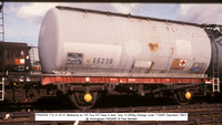 PR55239 TTA ICI Methanol ex Elf VIP Class A tank @ Immingham 97-04-03 � Paul Bartlett [1w]