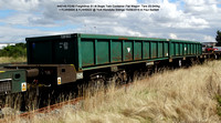 Freightliner container flats built post privatisation FEA, FRA, FSA