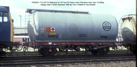 PR55221 TTA ICI Methanol ex Elf VIP Class A tank @ York 85-08-21 � Paul Bartlett w