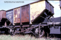 54 small hopper Internal @ Grimethorpe Coalite 88-04-13 � Paul Bartlett w