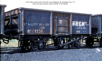 CY230 16ton 18ft. mineral Internal user @ Cynheidre Colliery 87-04-24 � Paul Bartlett w