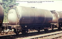 PR55214 Petroleum ex Elf VIP Class A tank @ Micheldever 77-05-28 � Paul Bartlett w