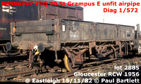 BR Grampus ballast open unfitted airpiped ZBQ