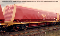 310009 HTA EWS 75t Coal hopper @ York North yard 2001-04-28 © Paul Bartlett w
