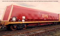 310020 HTA EWS 75t Coal hopper @ York North yard 2001-04-28 © Paul Bartlett w