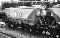 375067 CDA China clay @ Exeter Riverside 87-10-29 � Paul Bartlett [3w]