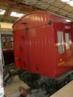 M42608 LMS Horse Box [Diag 2125 Lot 1534 Derby 1949] Conserved @ Swanwick Junction MRT 2016-08-14 © Paul Bartlett [01w]
