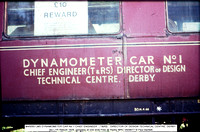 M45050 LMS DYNAMOMETER CAR No 1 Pres @ Ripley 77-06-04 � Paul Bartlett collection [3w]