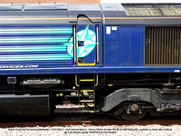 Paul bartlett 39 s photographs class 66 in the uk for Electro motive division of general motors