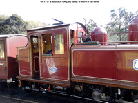 12A at Belgrave on Puffing Billy Railway 19-09-2014 � Paul Bartlett