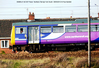 55568 Northern Rail @ York South  2012-03-30 � Paul Bartlett [1w]
