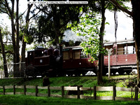 12A at Emerald on Puffing Billy Railway 19-09-2014 � Paul Bartlett