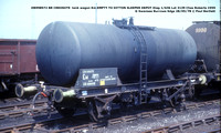 BR 22ton Creosote tank wagons ZRV