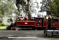 12A on Puffing Billy Railway at Menzies Creek 19-09-2014 � Paul Bartlett