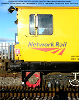 DR79262 Harsco Switch & Crossing Rail Grinder @ York NR Thrall Works 2014-02-20 [03w]